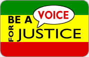 Be a voice for justice
